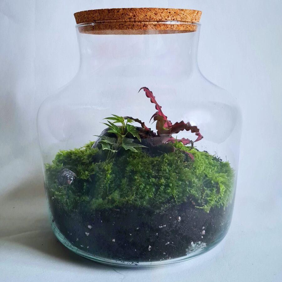 Marmora dārzs (24cm x 23cm)