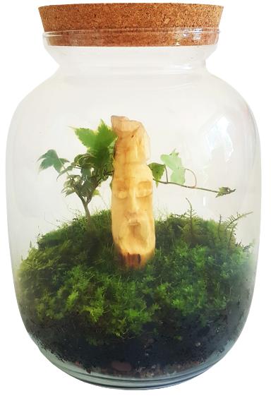 Meža gars (30cm x 25cm)